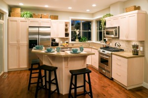 Should You Have Hardwood Flooring in Your Kitchen?