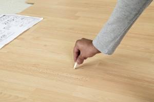 Removing Marker from Hardwood Floors