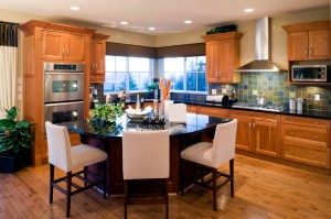 modern luxury kitchen renovate