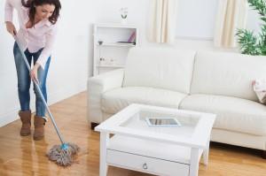 Is Your Hardwood Flooring Covered in Road Salt?
