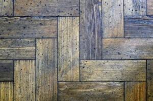 reclaimed hardwood