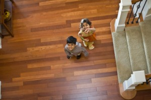 Choosing a light color flooring