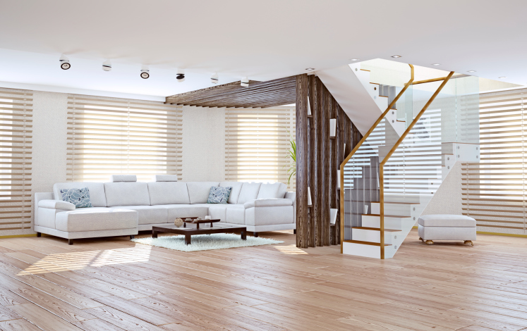 Installing Hardwood Floors on Staircases