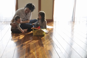 The Effects of Hydrogen Peroxide On Your Hardwood Floor