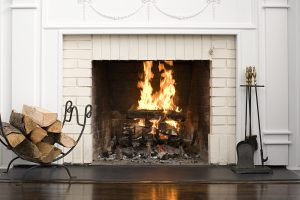 Ways to Combine Hardwood Floors and Brick Fireplaces